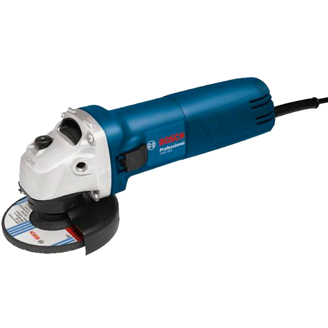 Bosch Angle Grinder 4 Quot 670w 12000rpm 1 6kg Gws060 Hand